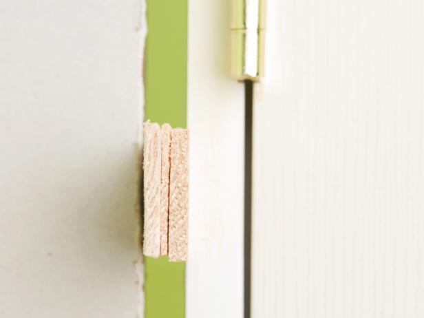 Door installation instruction