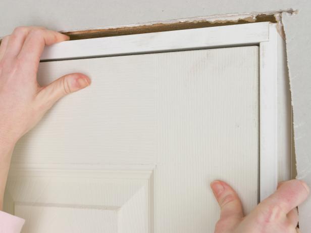Do-it-yourself door installation