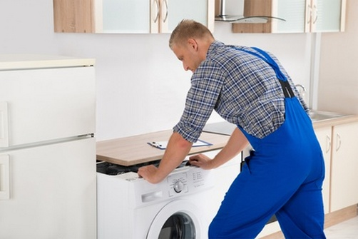 how to connect a washing machine