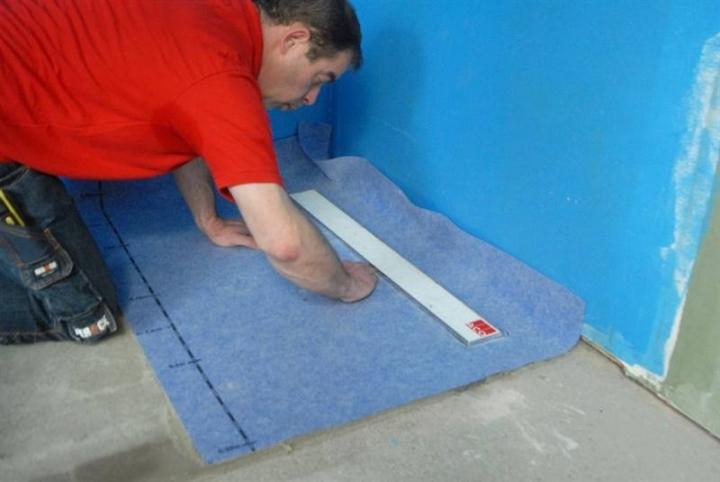 Как сделать гидроизоляцию ванны самому 487