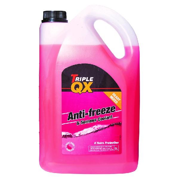 need antifreeze in the car