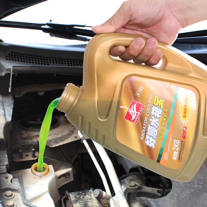 why antifreeze in the car