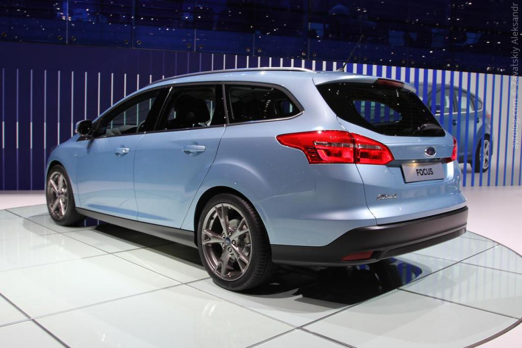 ford station wagon specifications
