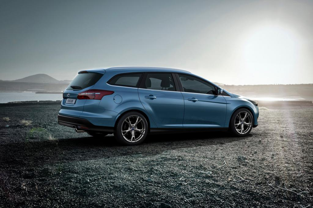 ford focus station wagon specifications