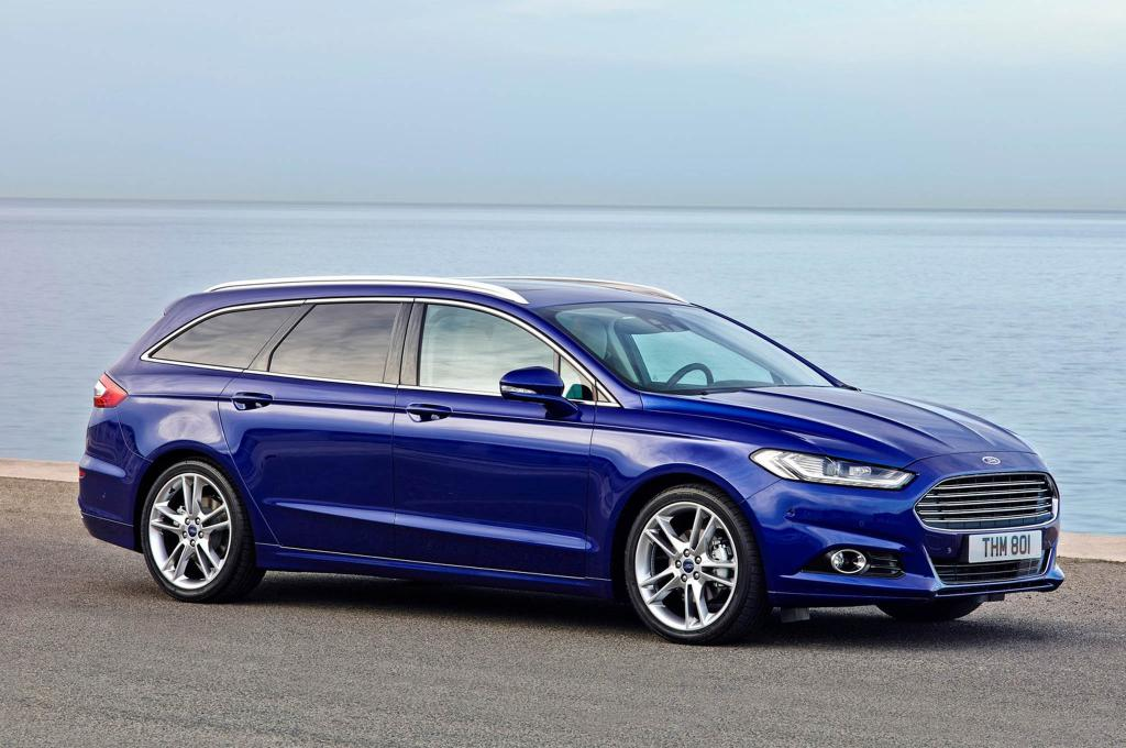 ford focus specifications