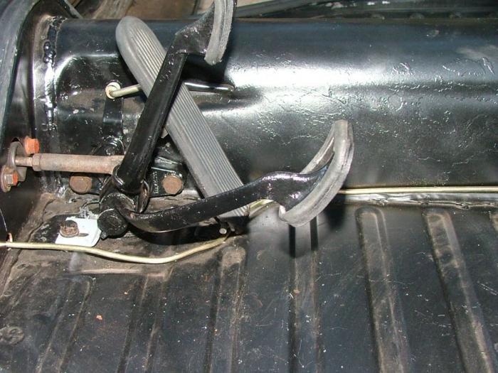 туго нажимается педаль сцепления на фиат дукато