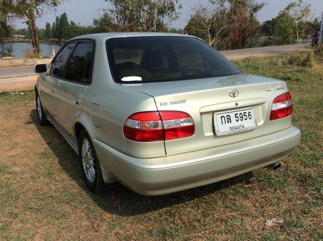 Toyota Corolla 1998 года выпуска: виды, классификация, технические характеристики