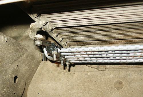 радиатор газель 405