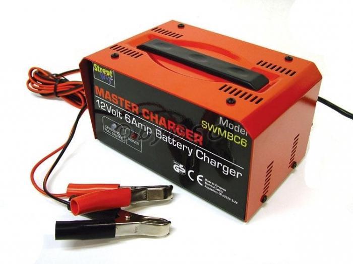 импульсные зарядные устройства для автомобильных аккумуляторов