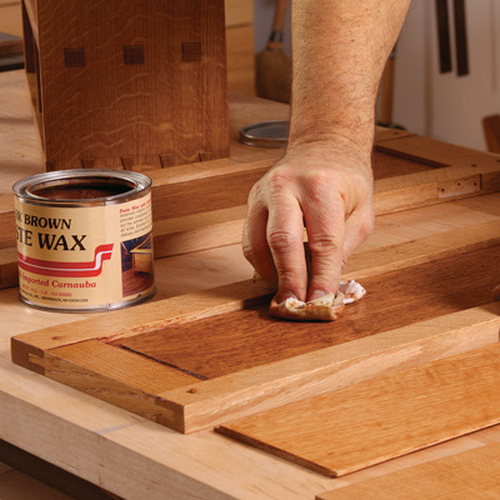 DIY wood composition