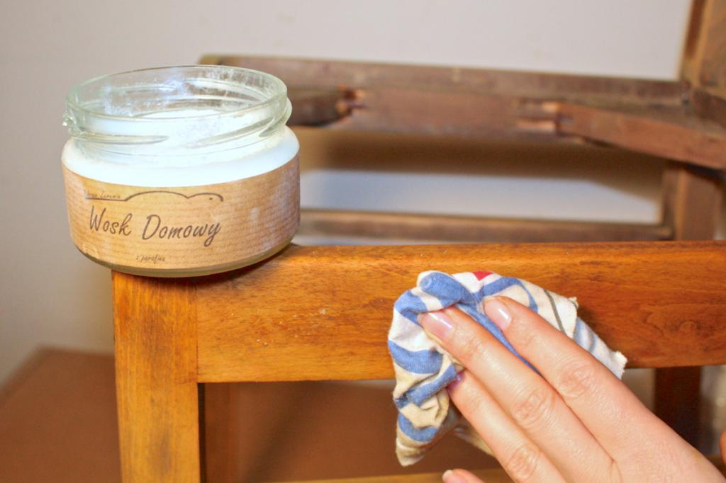 DIY waxing compound