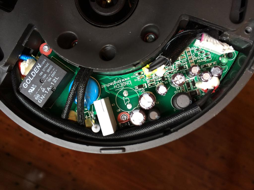 how to fix a kettle switch