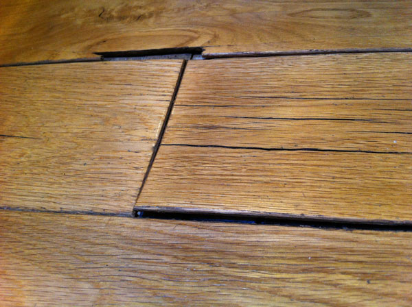 wood drying at home