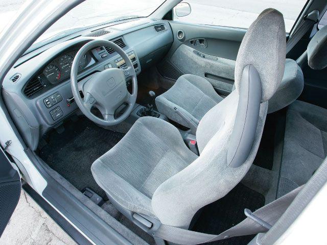 Honda Civic 5 generation hatchback