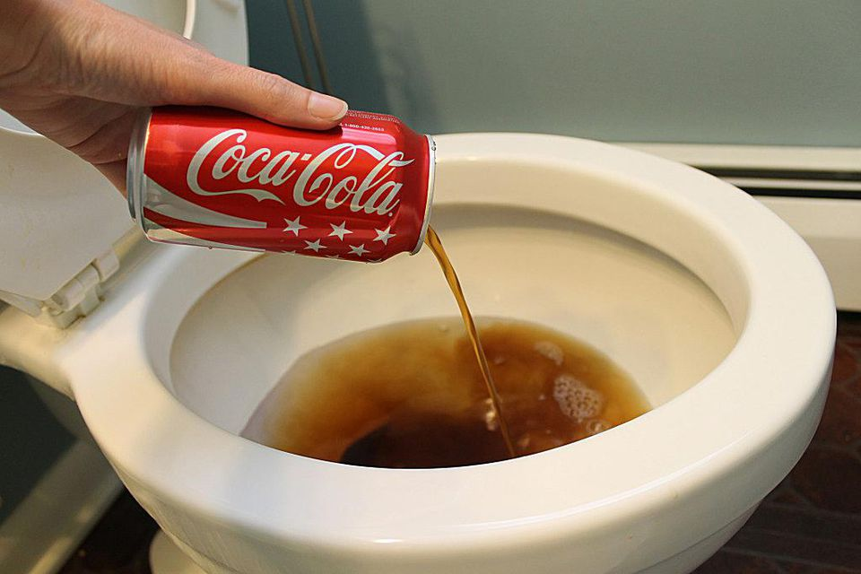 how to wash the toilet with a septic tank
