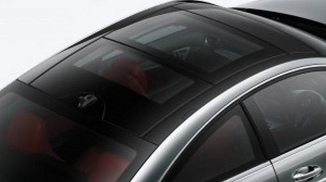 машины с панорамной крышей