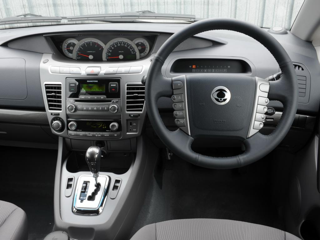 ssangyong stavic owner reviews