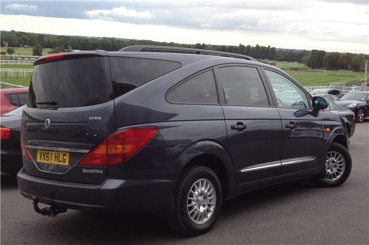 ssangyong stavic photo owners reviews