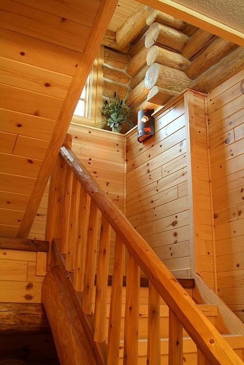 лестницы в бане