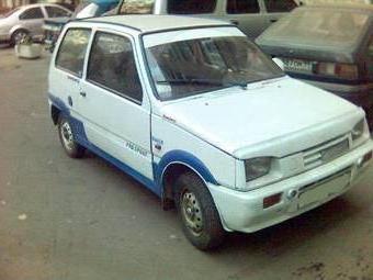 автомобиль Ока технические характеристики