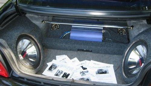 Как правильно настроить сабвуфер в машине