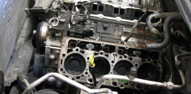 Фото №16 - ВАЗ 2110 замена прокладки гбц