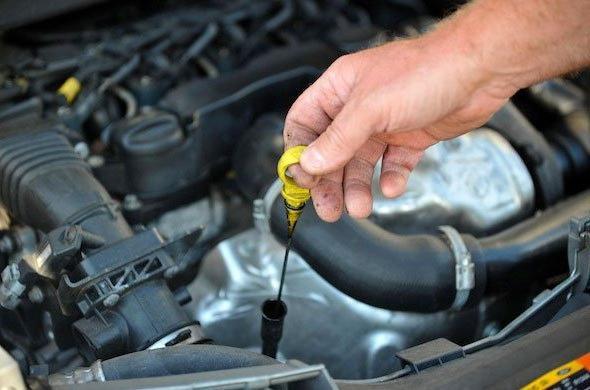 ланос объем масла в двигателе