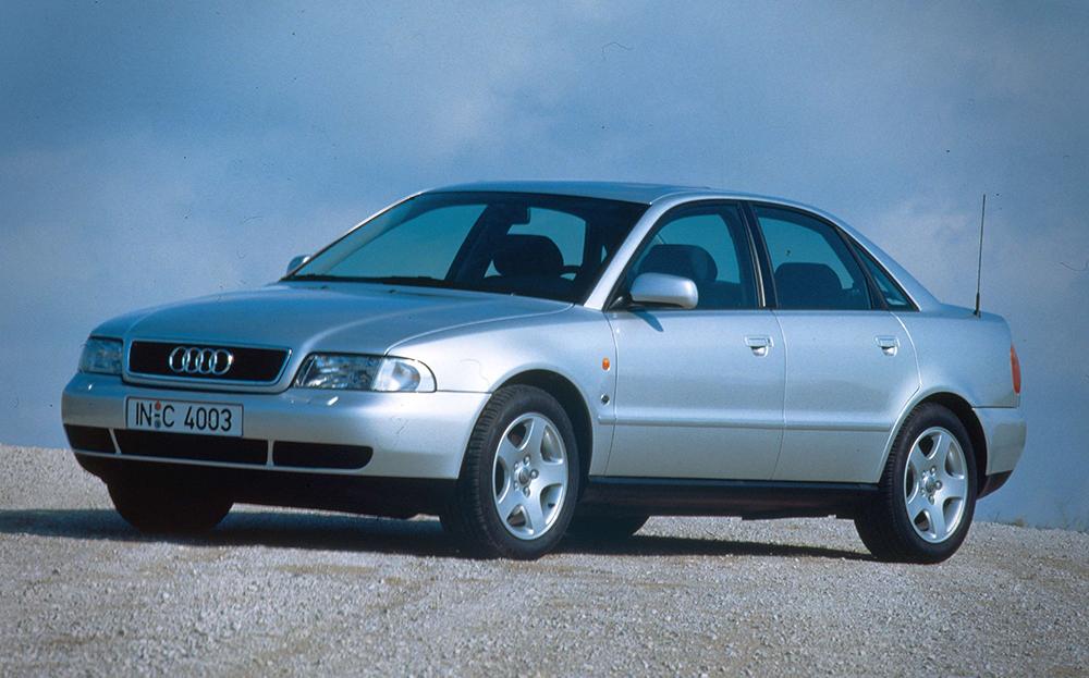 а4 1997 технические характеристики