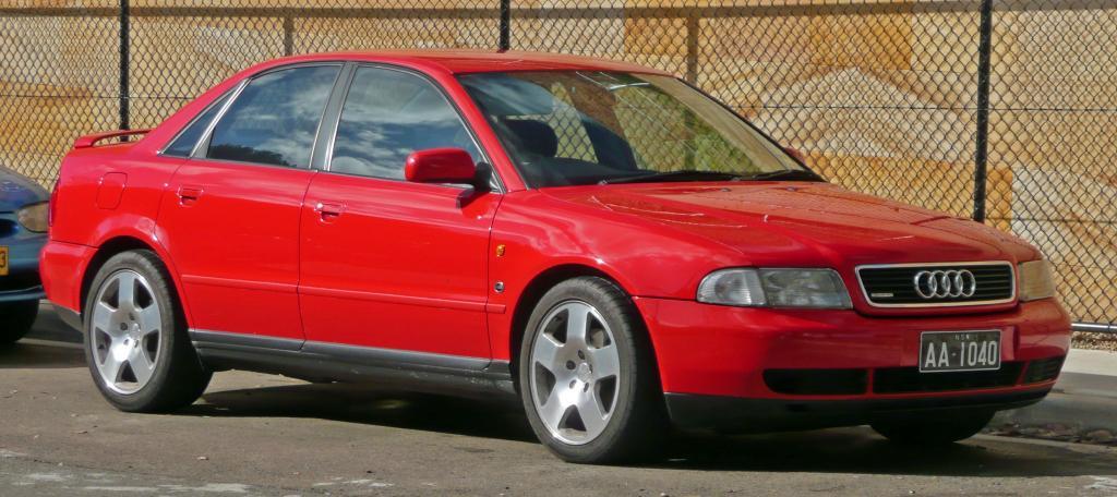 ауди а4 1997 технические характеристики