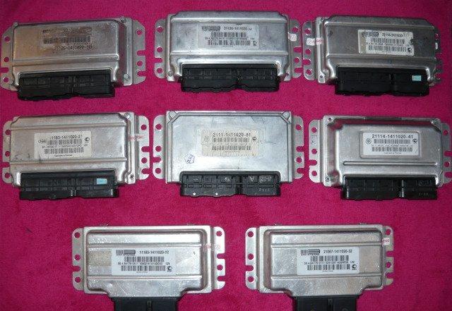 Разновидности ЭБУ на ВАЗ 2114