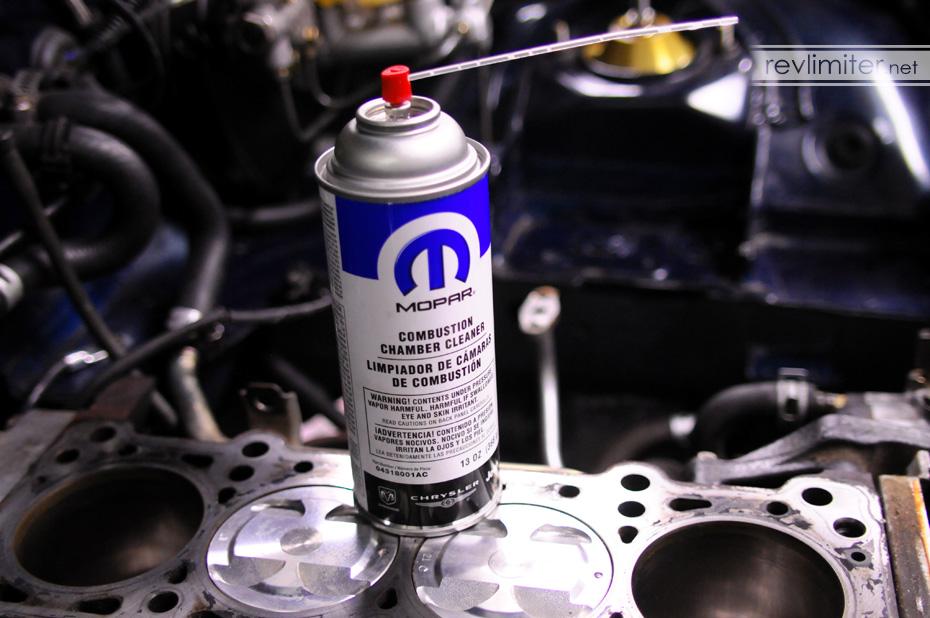 Залегли кольца в двигателе: что делать, не разбирая двигатель?