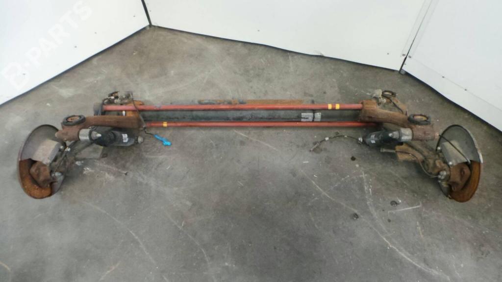 206 rear beam bushings