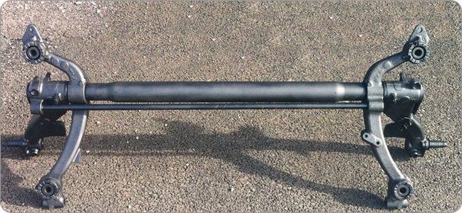 peugeot rear beam bushings