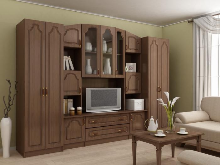 мебель стенка макарена