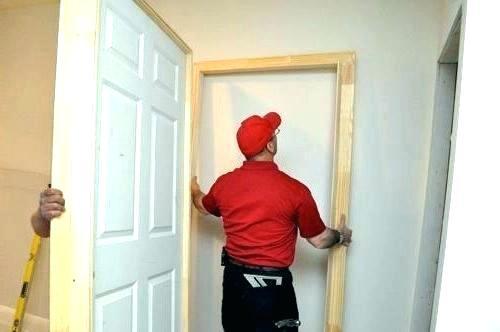 interior doors are correct