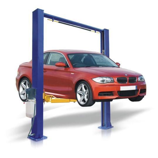 Подъемник в гараж - автомобильный: самодельный 40