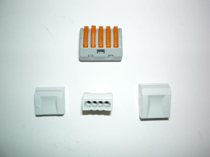 клеммники для электропроводки