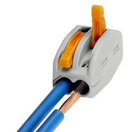 клеммники для электропроводки wago