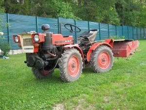 самодельные трактора с ломающейся рамой