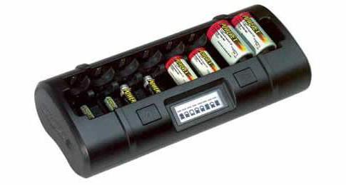 зарядное устройство для батареек инструкция