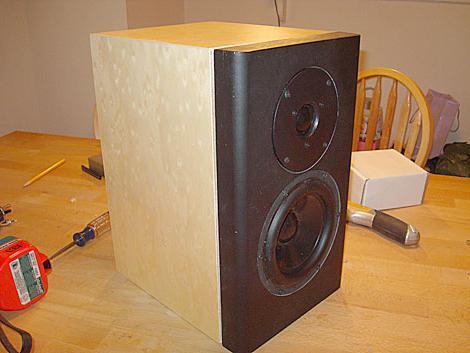 как сделать акустическую систему