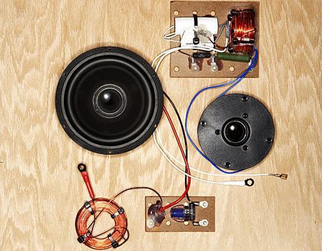 как собрать акустическую систему