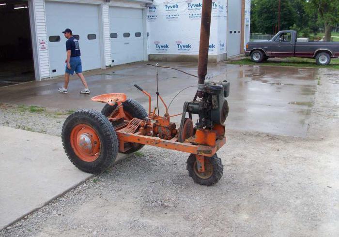 мини тракторы для дачи
