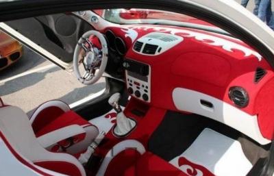 авто ВАЗ 2112 тюнинг