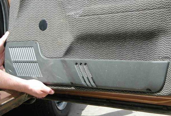 тюнинг обшивки дверей ваз 2110
