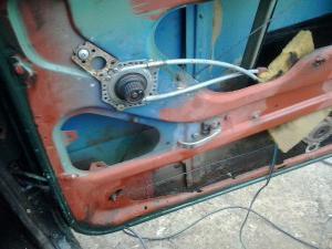 электрические стеклоподъемники на ВАЗ 2107