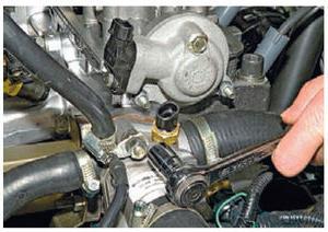 Система охлаждения калина 8 клапанная