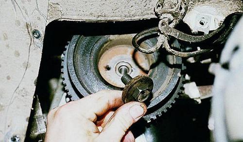 Фото №1 - ремонт помпы ВАЗ 2110