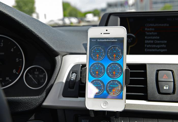 Приборы диагностики автомобиля своими руками