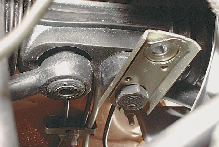 стук рулевой рейки ВАЗ 2114